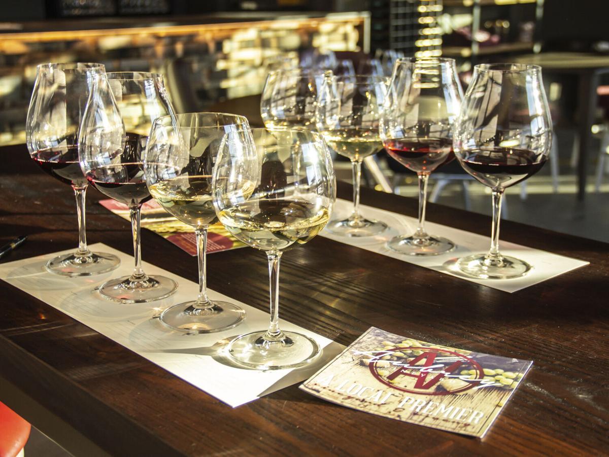 Aubrey Vineyards Wines