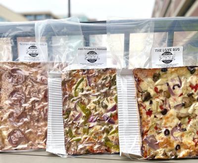 Motor Town Pizza sealed for Schnucks