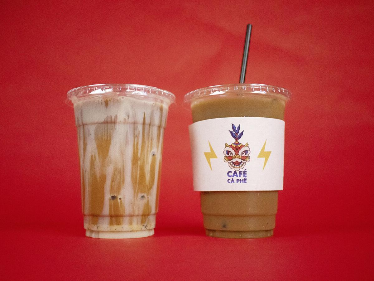 Cafe Cà Phê Coffee