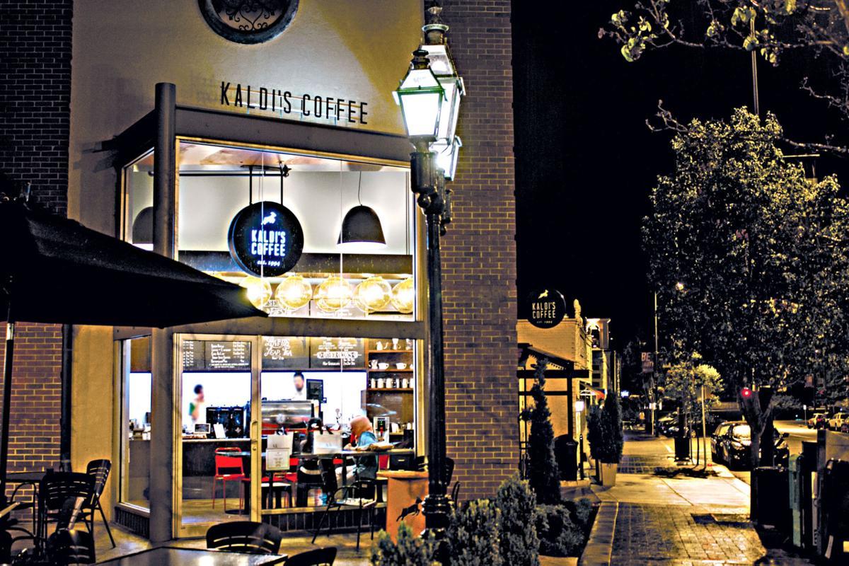 How a Remodel Transformed One Kansas City Kaldi\'s Coffee Roasting ...