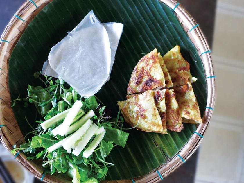Hoi An Rice Flour Pancakes
