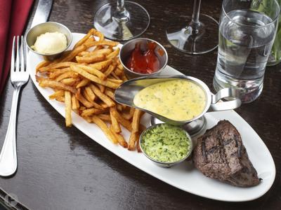 Westport Café and Bar Steak Frites
