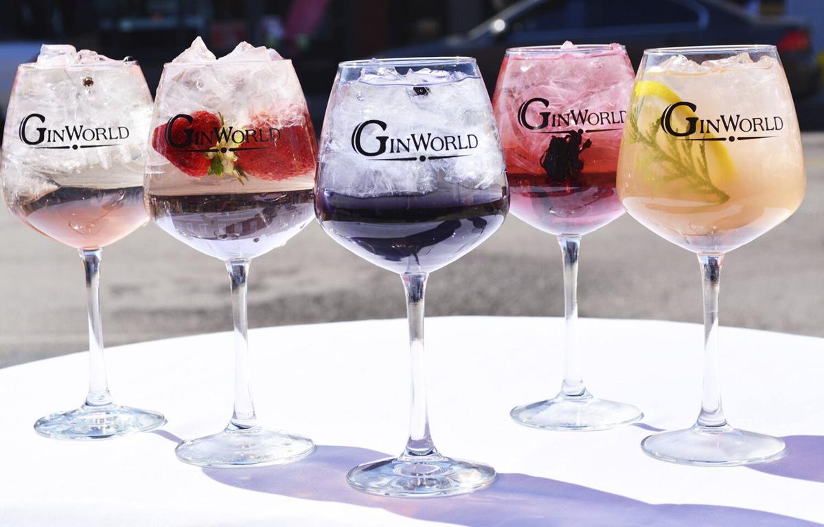 Ginworld parallax
