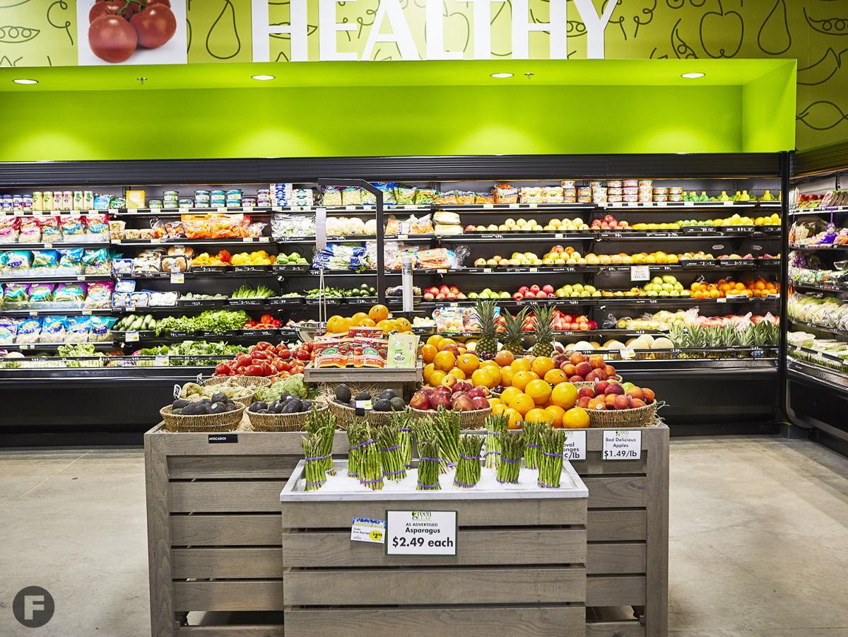 GreenLeaf Market Interior