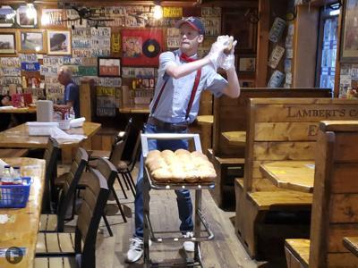 Lambert's Cafe Rolls