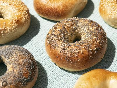 Lefty's Bagels bagels
