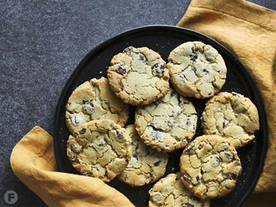 Christy Augustin Chocolate Chip Cookies