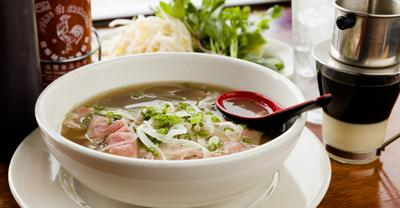 OUT TO LUNCH: A Beef Lover's Bowl of Pho