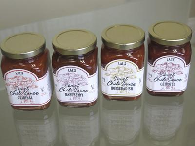 Lal's Sweet Chili Sauce Products