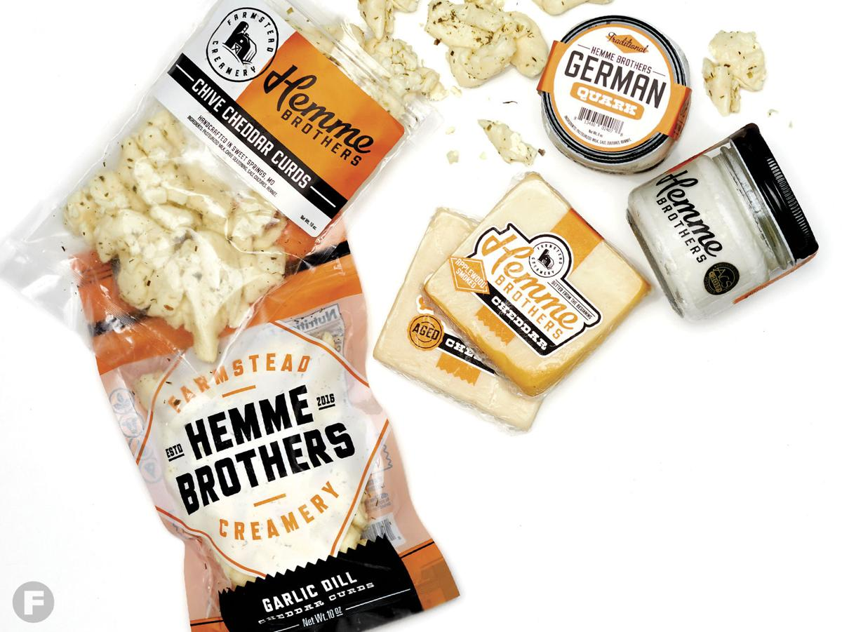 Hemme Brothers Creamery Cheese