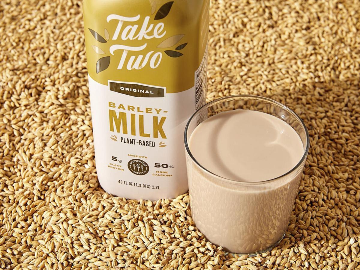 Take Two Barleymilk