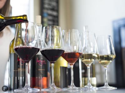 Amigoni Urban Winery Wines