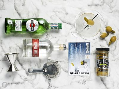 Whiskey Tango Cocktail Kit