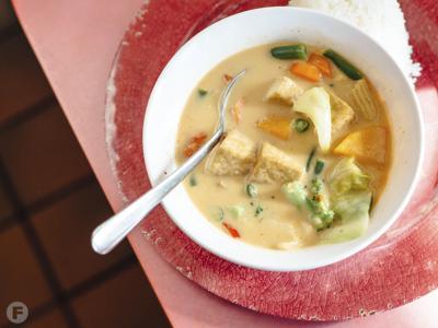 Thai Express Pumpkin Curry