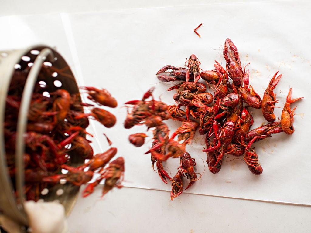 In Arkansas, Delta Crawfish Gives The Ozarks a Taste of Louisiana