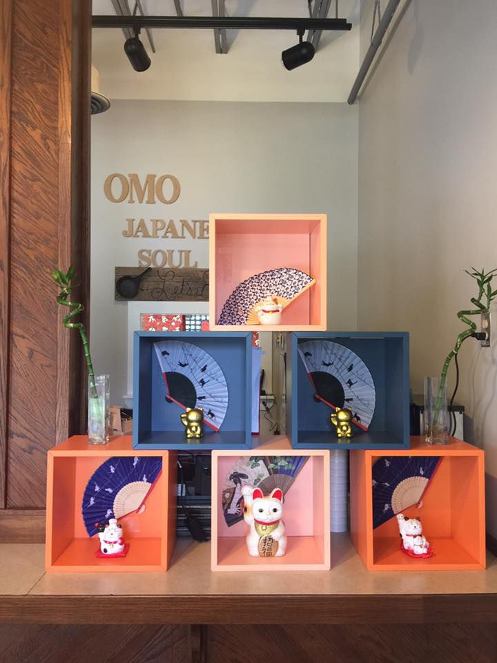 OMO Japanese Soul Food Interior