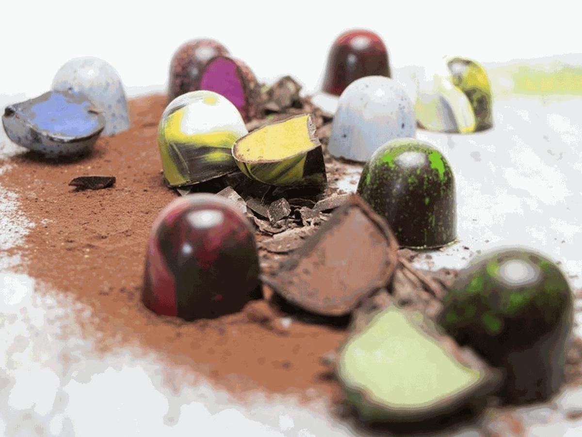 Tsokolate Superfood Bonbons