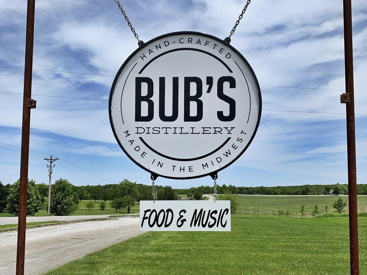 Bub's Distillery Exterior