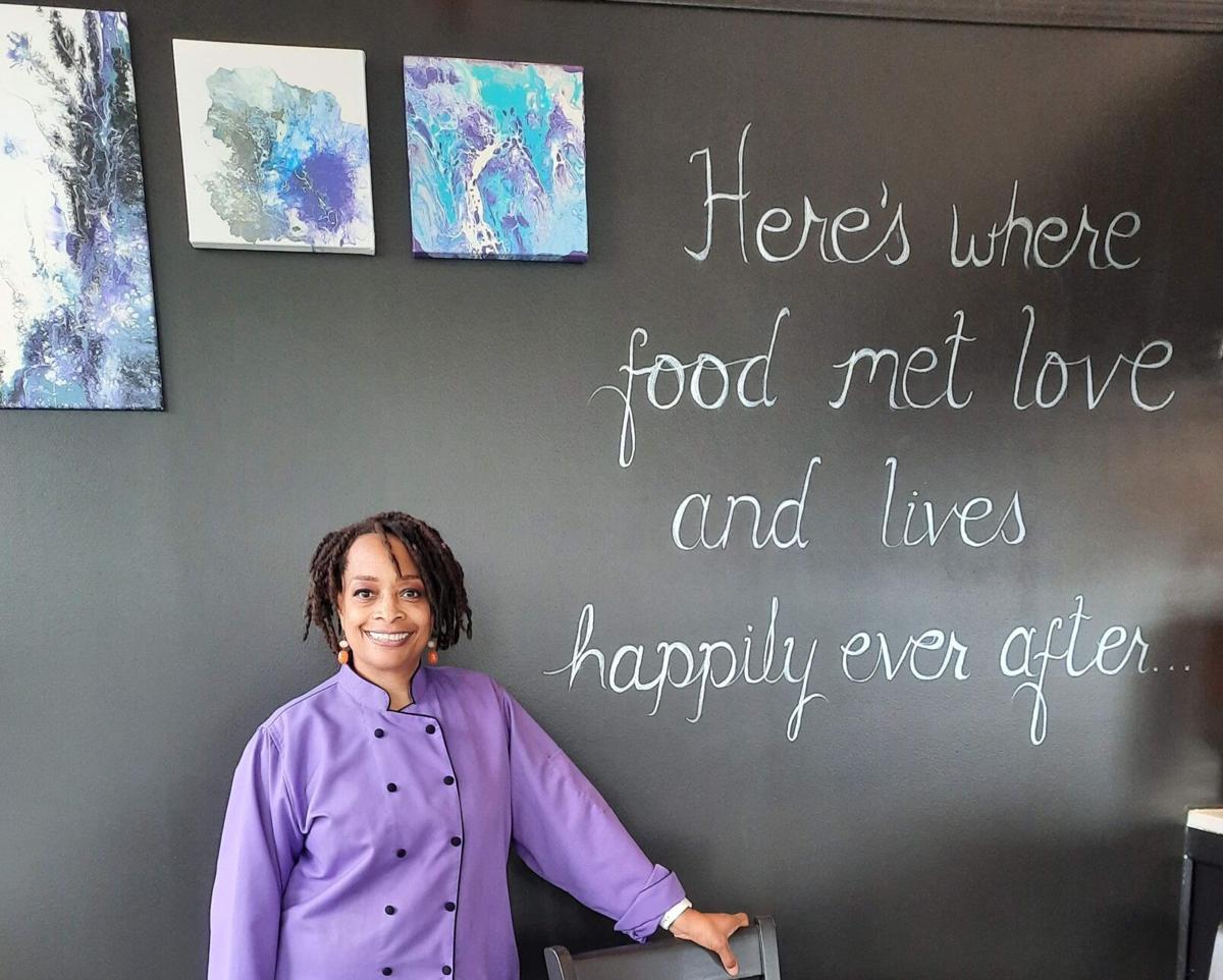 Foodlove Café Kim Cole