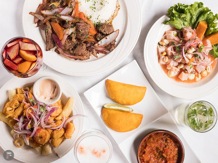 Cocina Latina Now Open In The Central West End Serving Peruvian