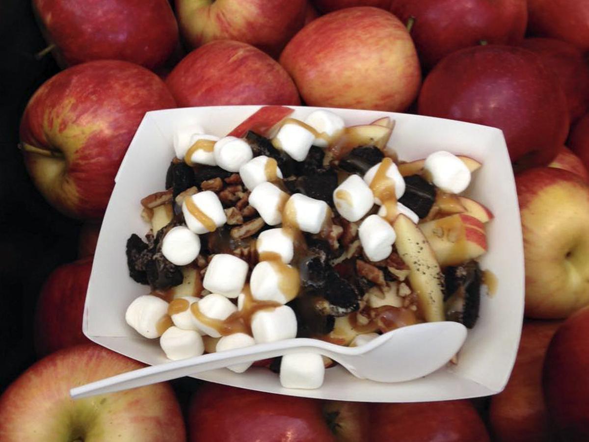Molly-O's Sno Cones and Chili Apple Nachos
