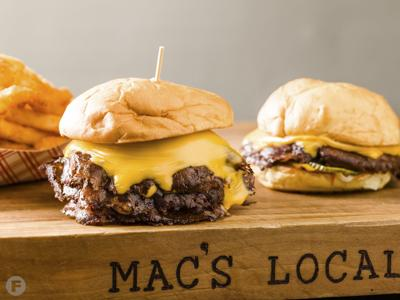 Mac's Local Eats Burgers