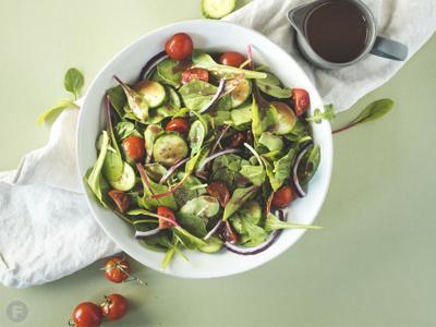 Date-Miso Salad Dressing