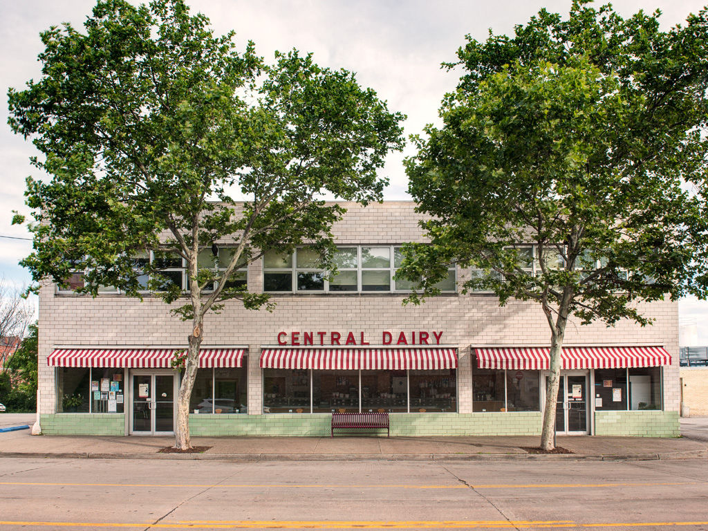Central Dairy Exterior
