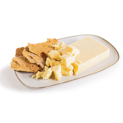 Raw Milk White Cheddar