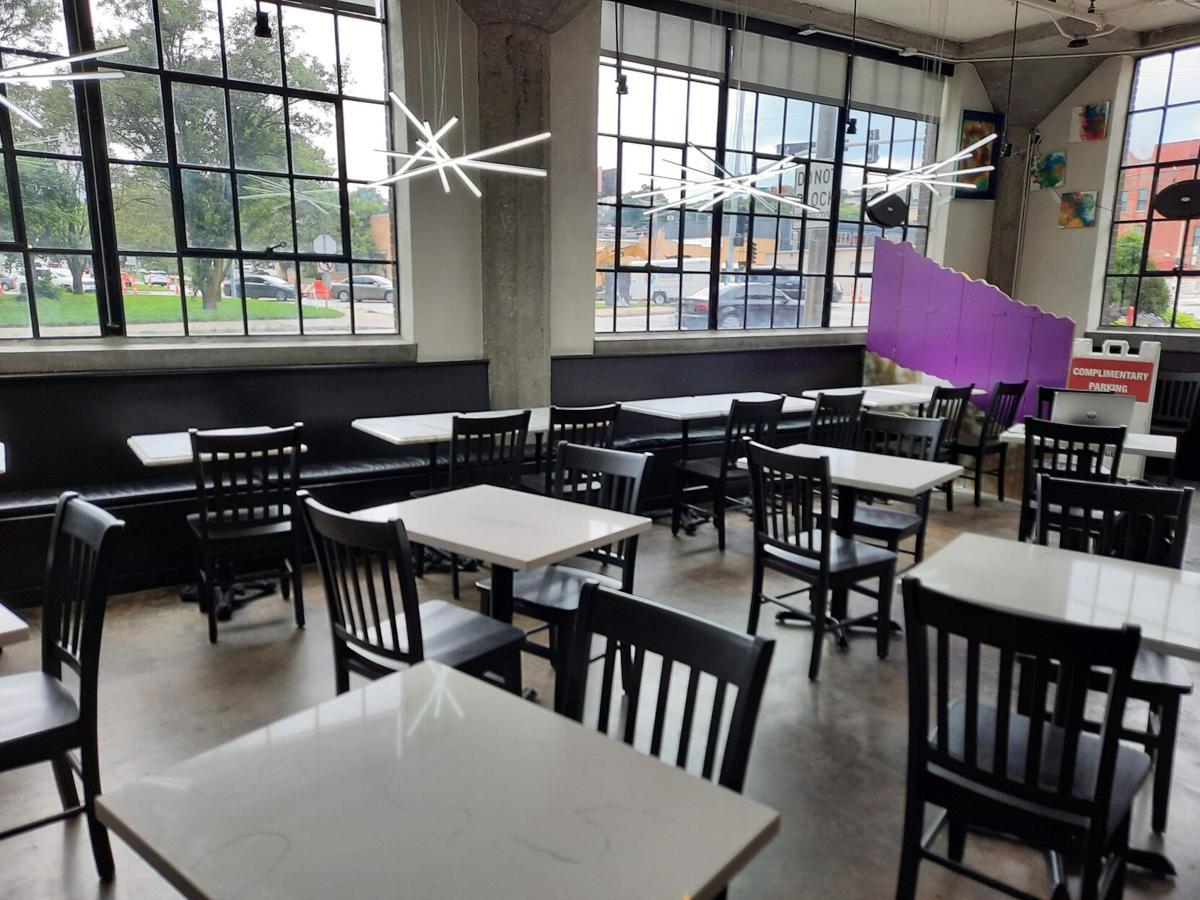 Foodlove Café dining room