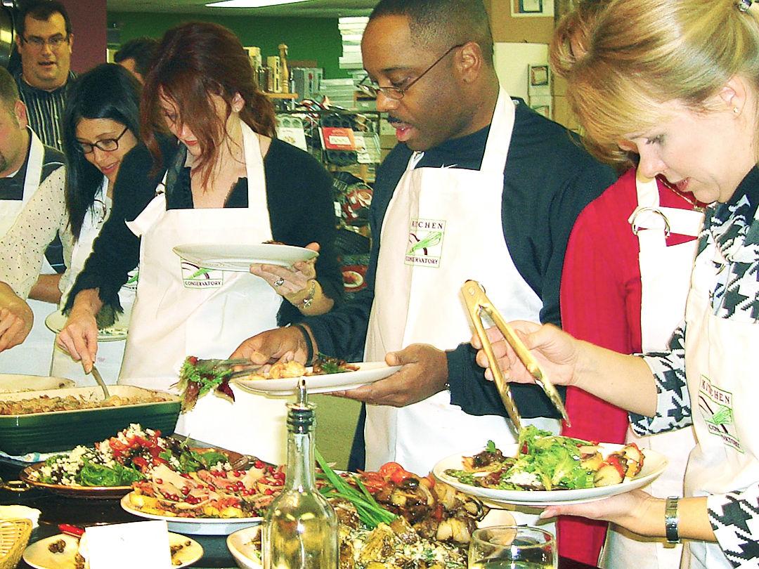Kitchen Store: Kitchen Conservatory