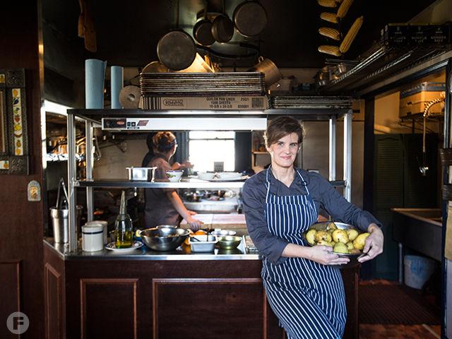 Chef of the Year: Liz Huff, Catalpa