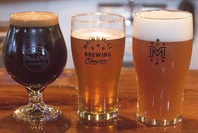 Main & Mill Brewery Co. Beers