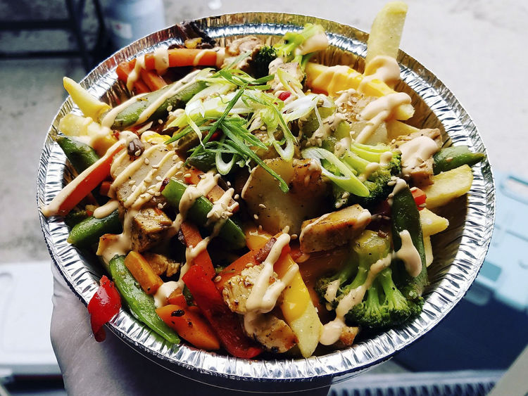 Davalon Wok Fries