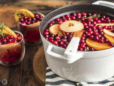 The Mix Cranberry Cider