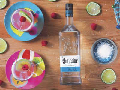 el Jimador Tequila Margarita