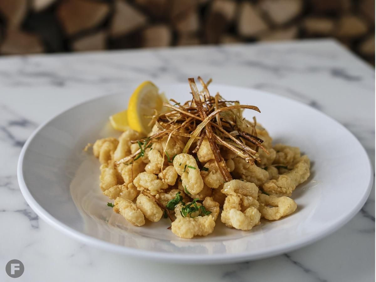 Noto Fried Calamari