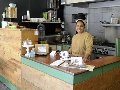 Indie Eatery Shannon Thompson