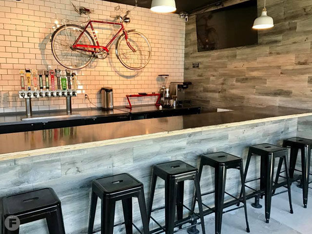 Velo Garage Interior Will Open In North Kansas City