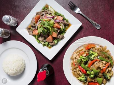 Everyday Thai dishes