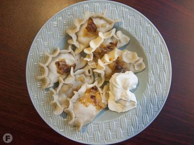 Cafe Poland Pierogies