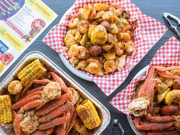 Krab Kingz Seafood Now Open In The Delmar Loop St Louis