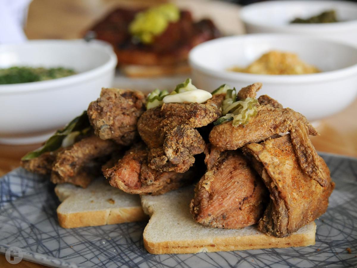 Grace Meat + Three Chicken