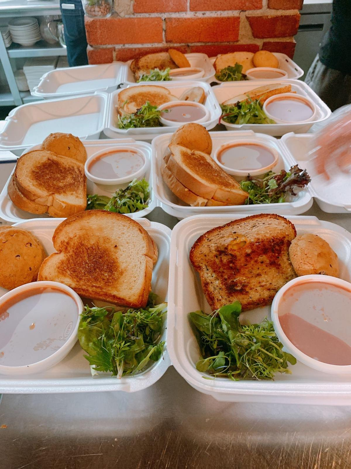 Black Sheep Community Kitchen & Market Sandwiches