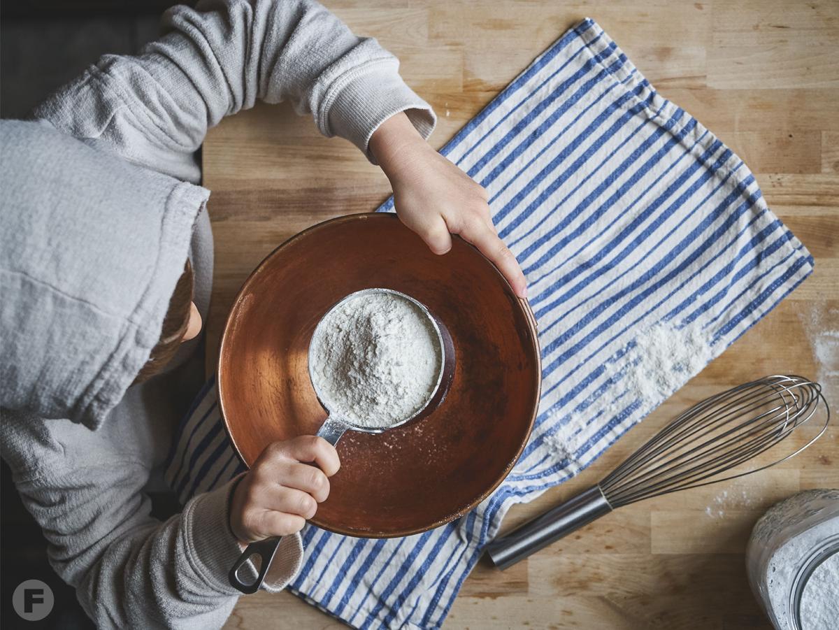 Cooking with Kids: Pancake Animals 4