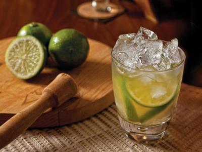 Caipirinha Brews to Booze On Trend