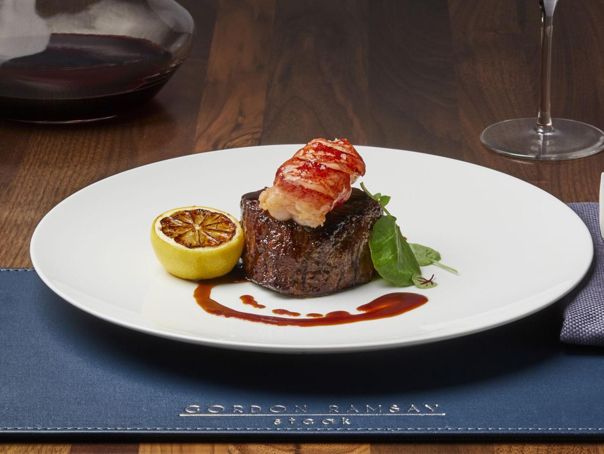Gordon Ramsay Steak Lobster Tail Filet