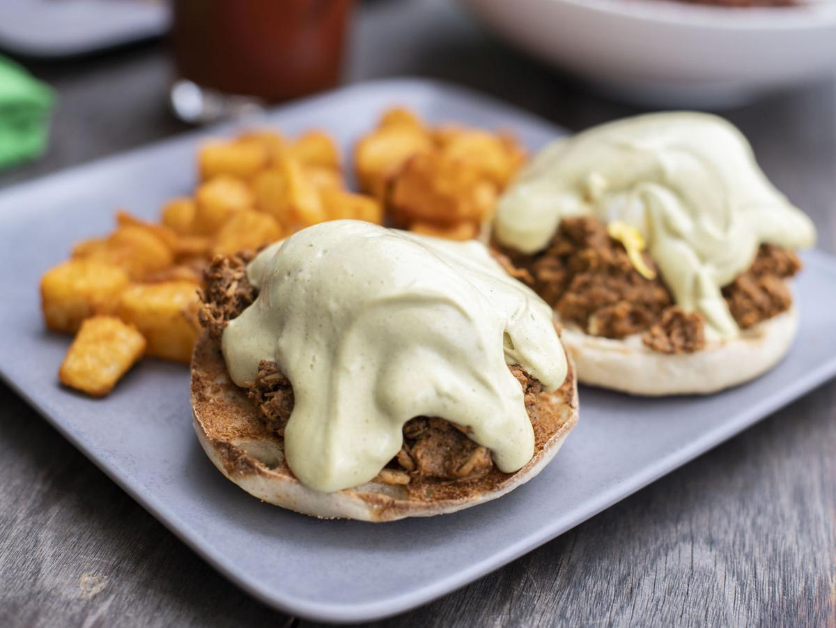 Three Sixty Barbacoa Benedict