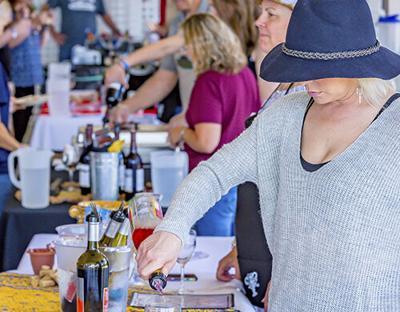 40th Annual Art Fair & Winefest - 5/21 to 5/23