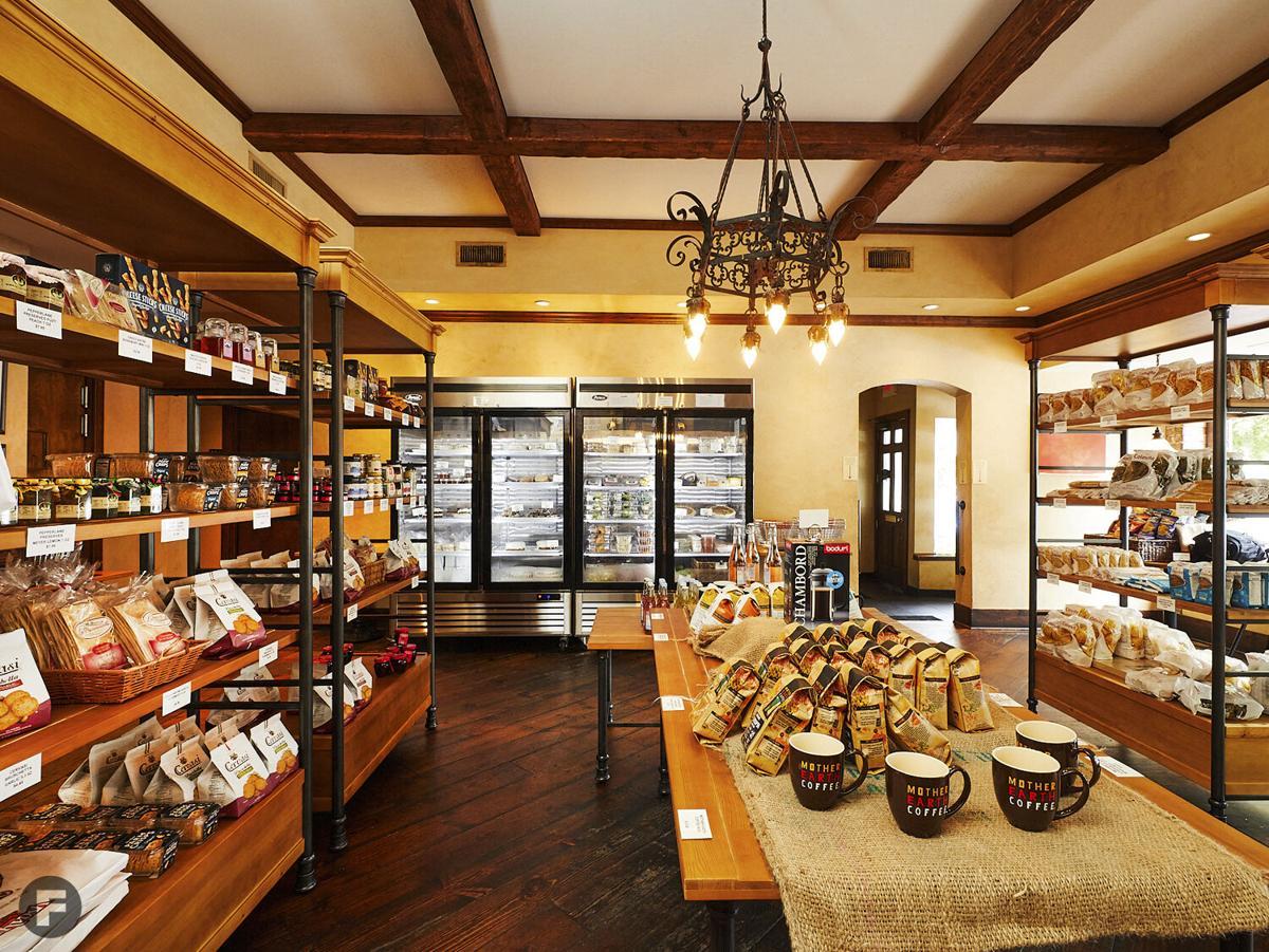 Cafe Europa: Gourmet Market